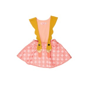 Bang Bang Copenhagen Pink Limited Bird Girl Dress
